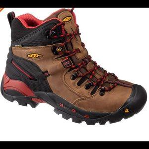Men's Keen Work Boot - Steel Toe